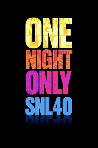 Poster of Saturday Night Live 40th Anniversary Special
