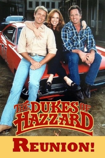 Poster of The Dukes of Hazzard: Reunion!