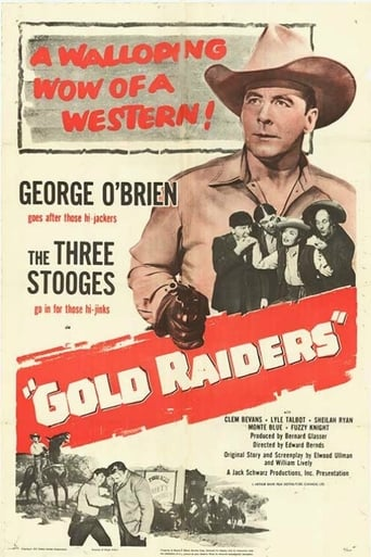 Poster of Gold Raiders