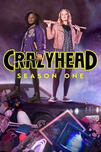 Crazyhead 1ª Temporada Torrent