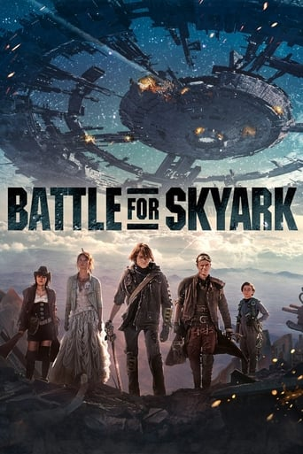 Battle for Skyark (2017) - poster