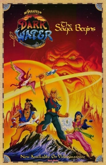 Poster of The Pirates of Dark Water