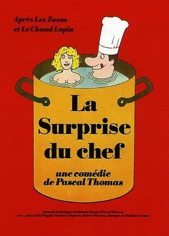 Poster of La surprise du chef