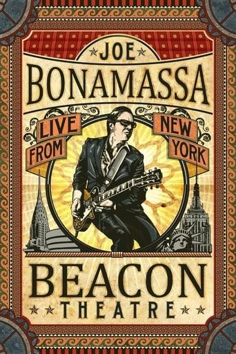 Poster of Joe Bonamassa: Beacon Theatre Live From New York