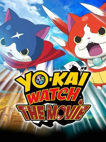 Watch Yo-kai Watch: The Movie full movie online 1337x