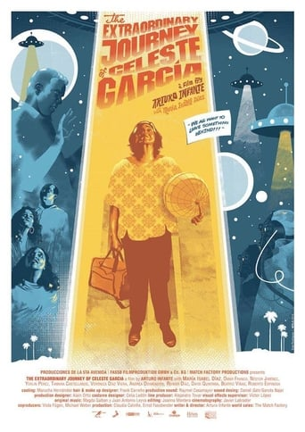 The Extraordinary Journey of Celeste García Movie Poster