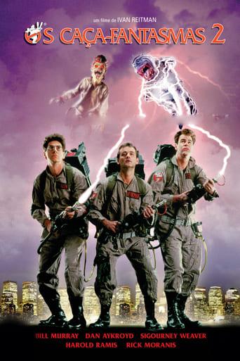 Os Caça-Fantasmas 2 - Poster