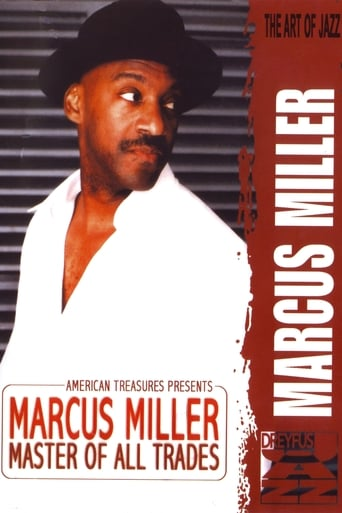 Marcus Miller - Master Of All Trades