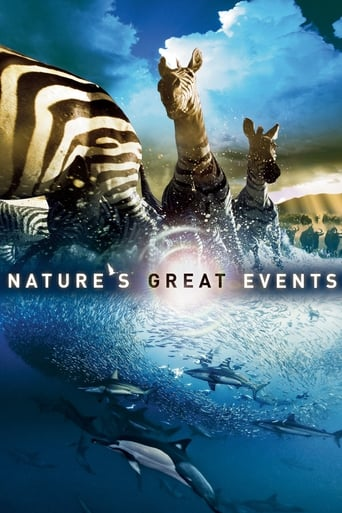 Poster of Nature's Great Events fragman