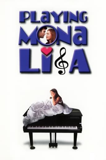 Poster of Playing Mona Lisa