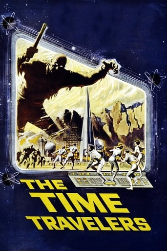 Poster of The Time Travelers