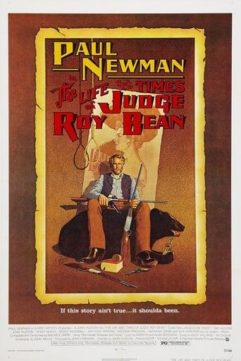 Roy Bean - O Homem da Lei!