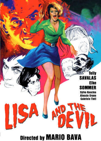 Poster of Lisa and the Devil