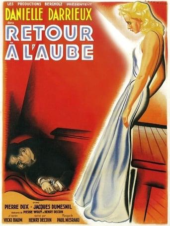 Poster of Retour à l'aube