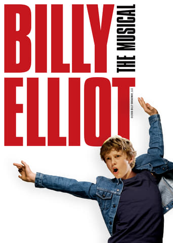 Poster of Billy Elliot the Musical Live