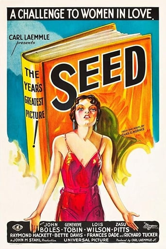 Poster of Seed