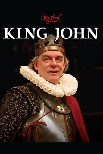 Poster of Stratford Festival: King John
