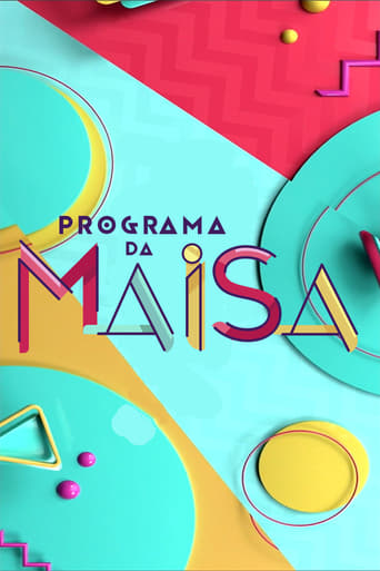 Poster of Programa da Maisa