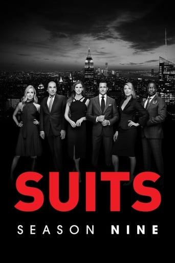 Suits 9ª Temporada - Poster