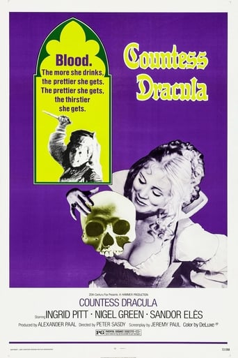 Poster of La condesa Drácula