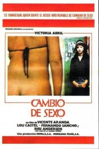 Poster of Change of Sex