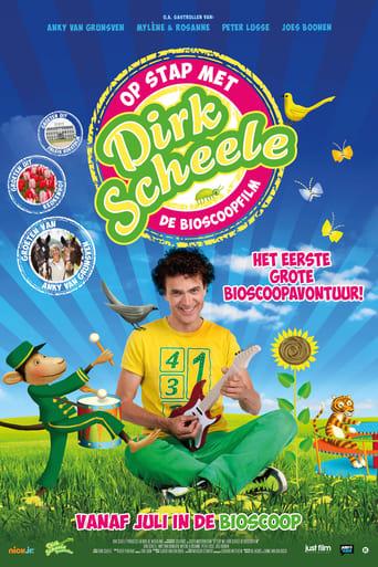 Poster for Op stap met Dirk Scheele de Film
