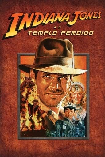 Indiana Jones e o Templo da Perdição - Poster