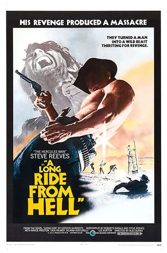 Poster of A Long Ride from Hell