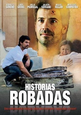 Historias robadas Movie Poster