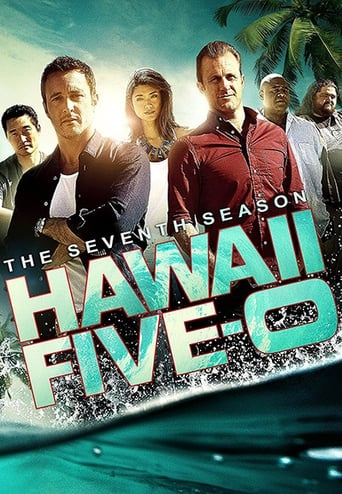 Hawaii Five-0 7ª Temporada - Poster