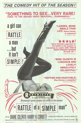 Poster of Rattle of a Simple Man