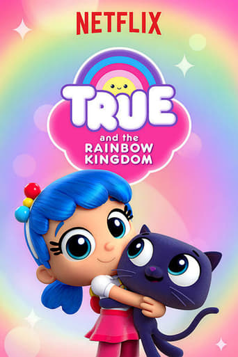 Cartoni animati Vera e il Regno dell'arcobaleno - True and the Rainbow Kingdom