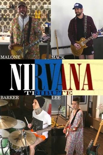 Poster of Post Malone Nirvana Tribute Livestream