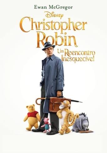 Christopher Robin: Um Reencontro Inesquecível - Poster