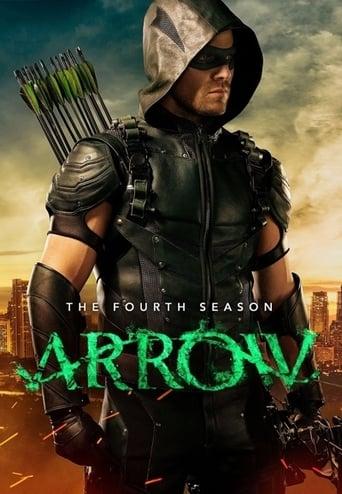 Strėlė / Arrow (2015) 4 Sezonas
