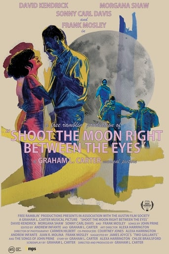 Poster of Shoot the Moon Right Between the Eyes