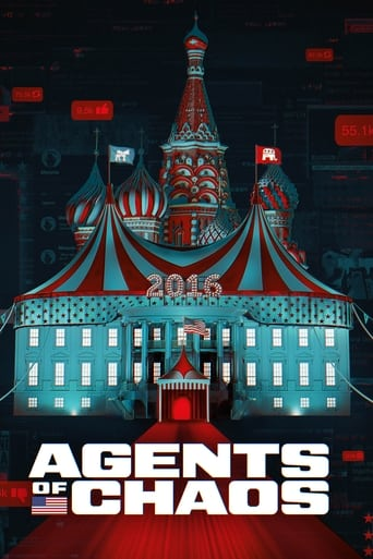 Poster Agents of Chaos
