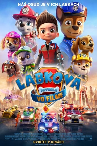 Labková Patrola vo filme