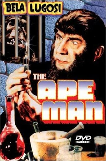 Poster of The Ape Man