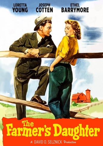 Poster of The Farmer's Daughter