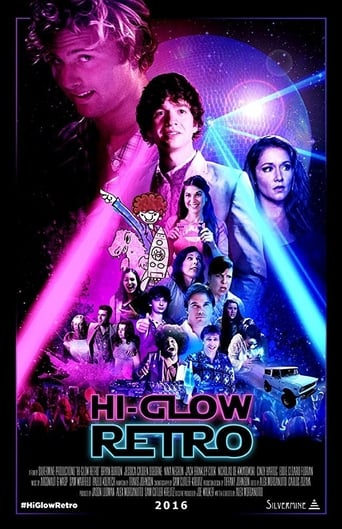 Poster of Hi-Glow Retro