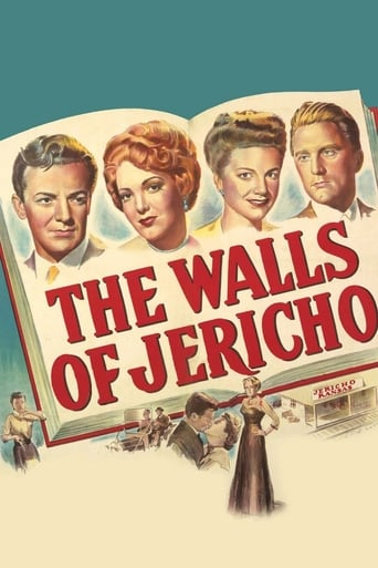 Poster of The Walls of Jericho