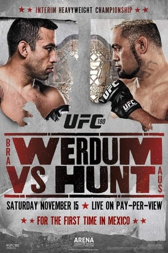 Watch UFC 180: Werdum vs. Hunt 2014 full online free