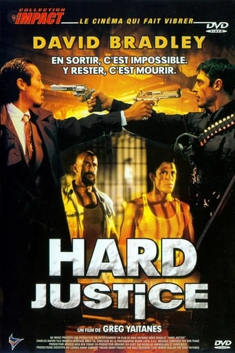 Poster of Hard Justice