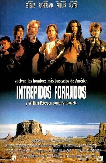 Poster of Intrépidos forajidos: Arma Joven II