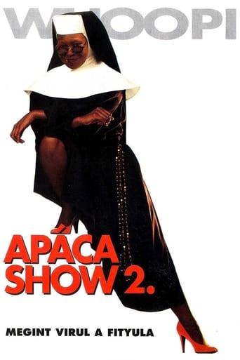 Poster of Apáca show 2