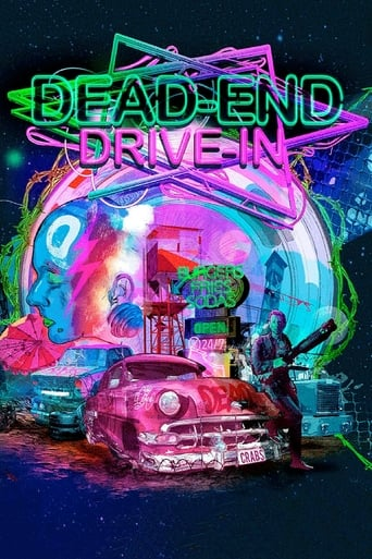 Poster of Dead End Drive-In