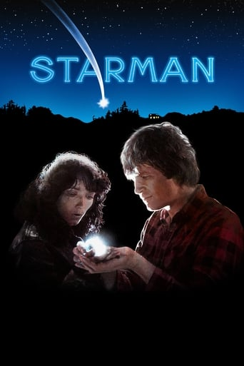 Poster of Starman
