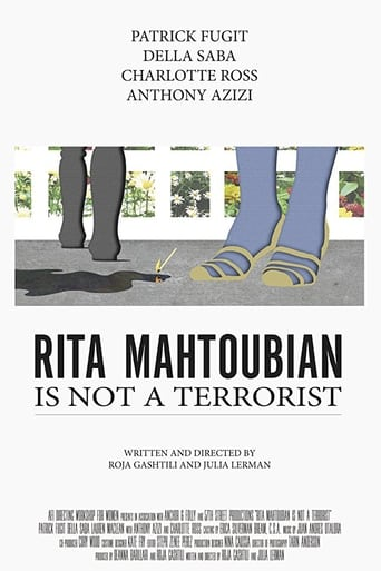 Poster of Rita Mahtoubian is Not a Terrorist