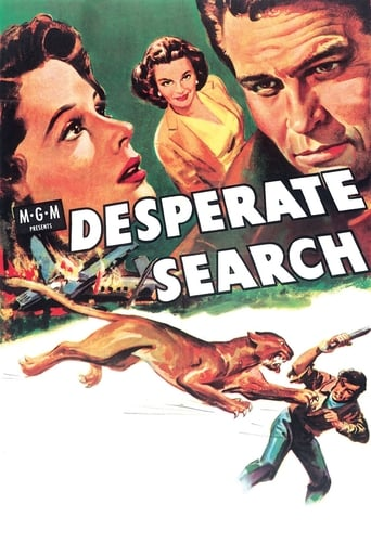 Poster of Desperate Search